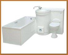Modular Buildings Bathroom Toilet