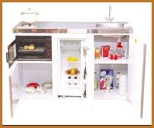 Modular Building Kitchen
